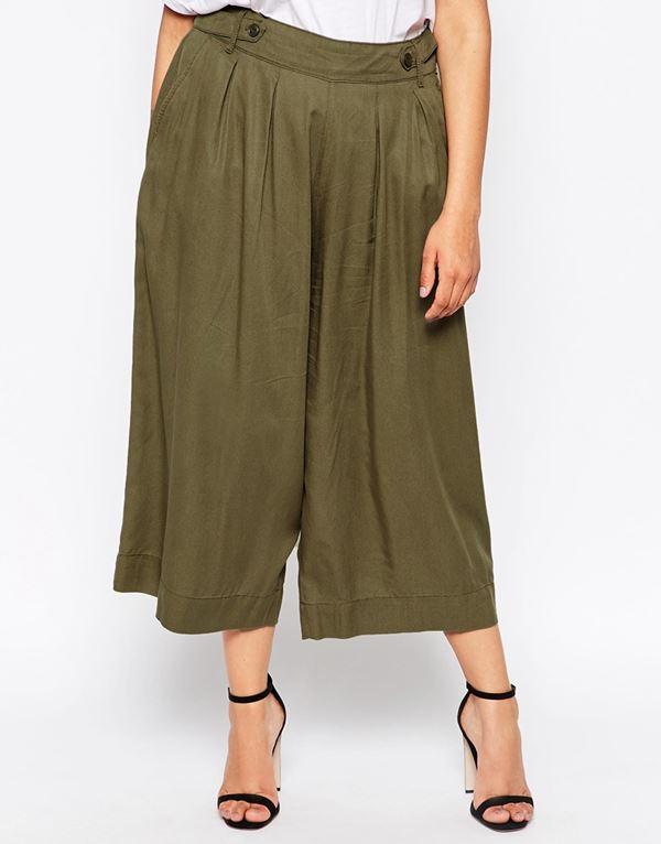 модные брюки для полных женщин 2015 (16)
