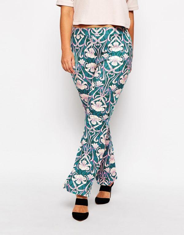 модные брюки для полных женщин 2015 (20)