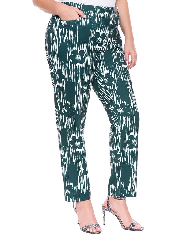 модные брюки для полных женщин 2015 (3)