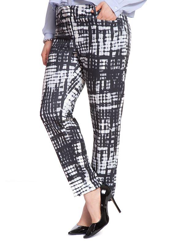 модные брюки для полных женщин 2015 (4)