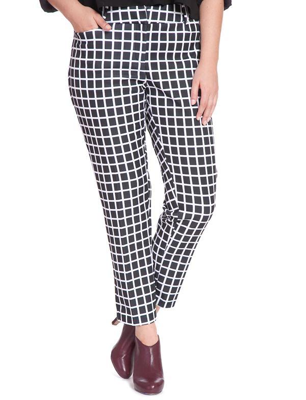 модные брюки для полных женщин 2015 (5)