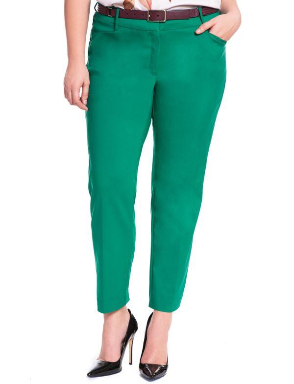 модные брюки для полных женщин 2015 (7)