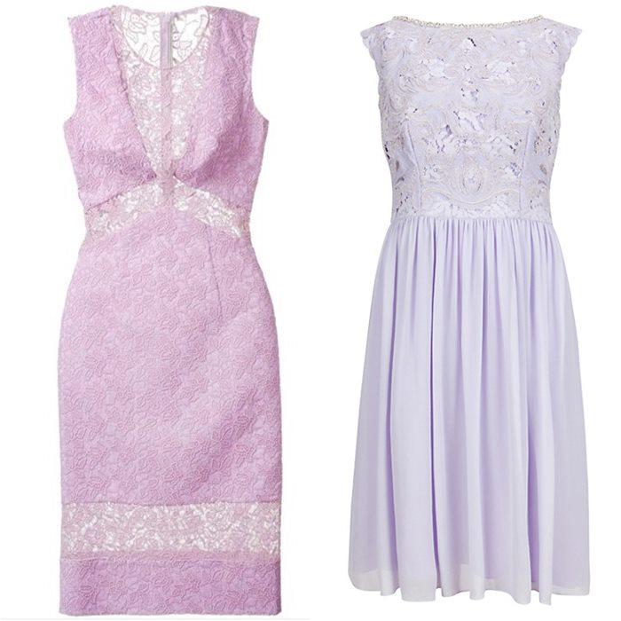 кружевные платья 2015 Ermanno Scervino и John Lewis