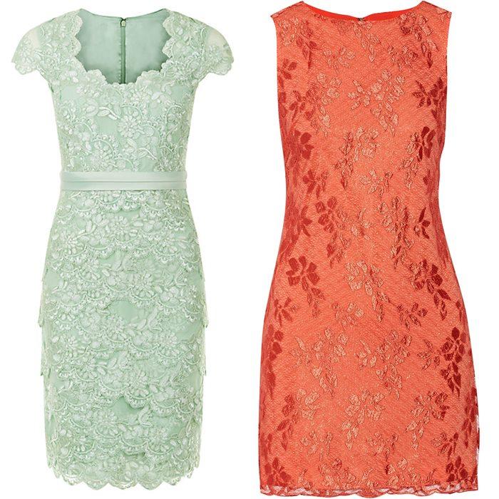 кружевные платья 2015 John Lewis и Alice+Olivia
