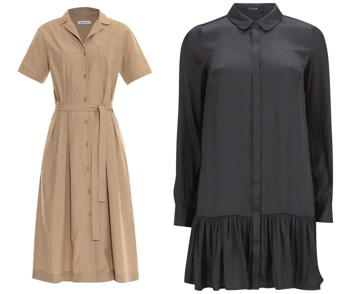 платья-рубашки 2015 Tomas Maier и Vila