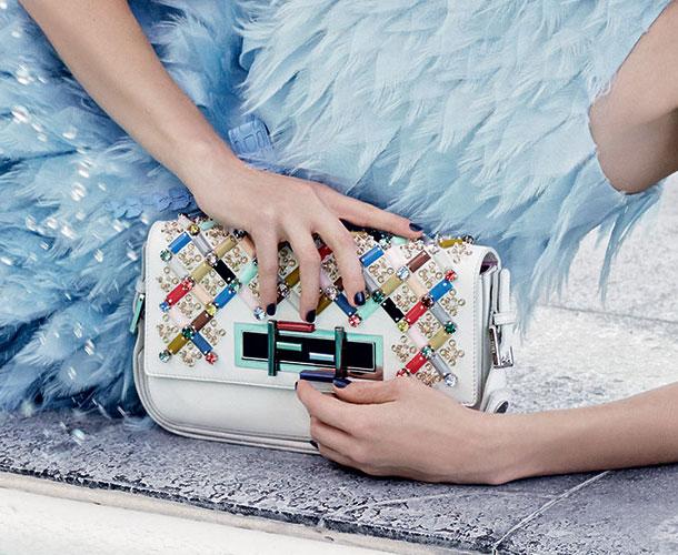 сумки и обувь fendi рекламная кампания весна лето 2015 (6)