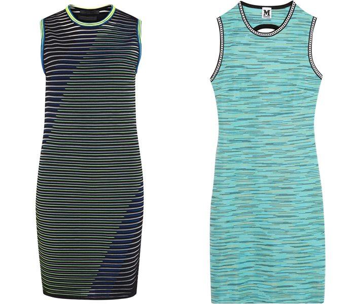 трикотажные платья 2015  (1)
