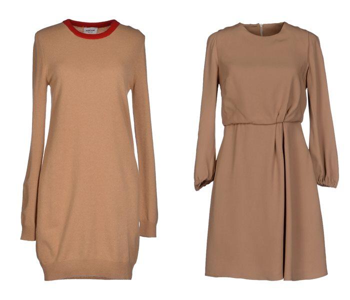 трикотажные платья 2015  (11)