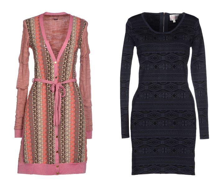 трикотажные платья 2015  (14)