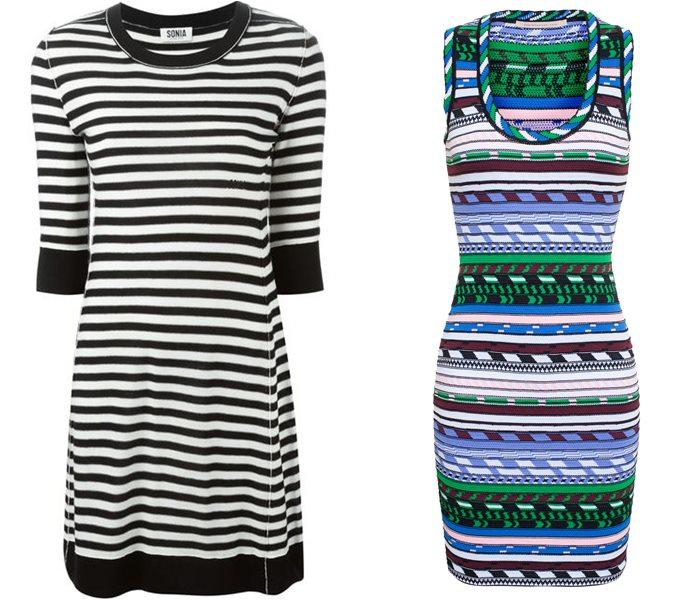 трикотажные платья 2015  (15)