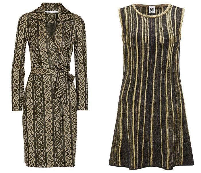 трикотажные платья 2015  (2)