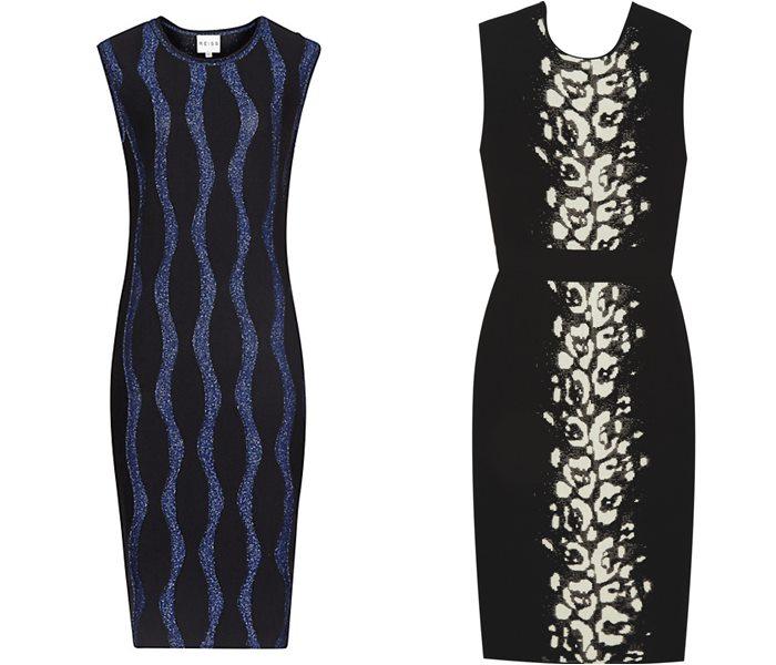трикотажные платья 2015  (3)