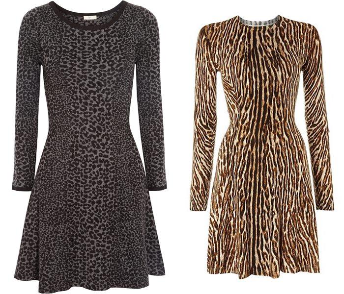 трикотажные платья 2015  (5)