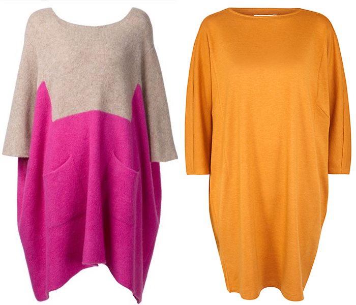 трикотажные платья 2015  (7)