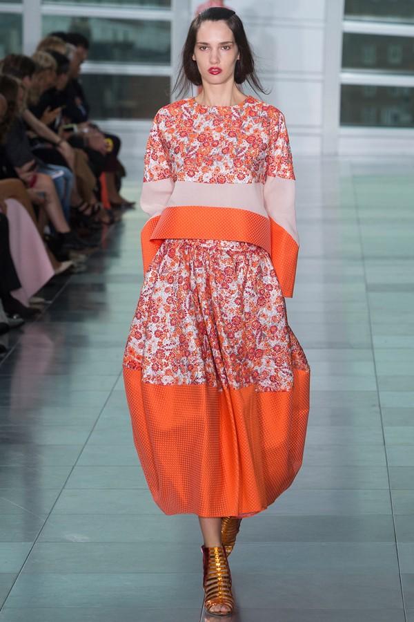 Женские летние костюмы 2015 Antonio Berardi