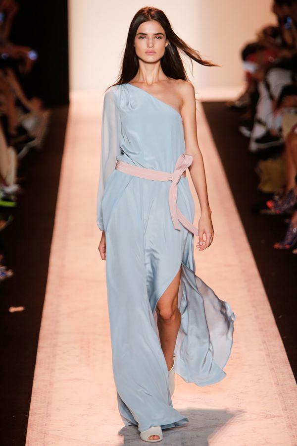 Голубые платья весна-лето 2015 BCBG Max Azria