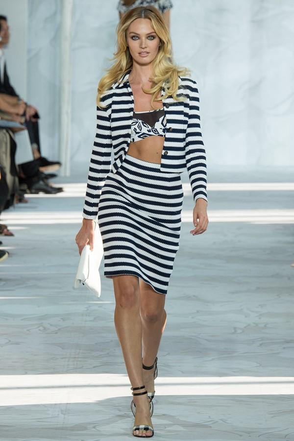 Женские костюмы с юбкой лето 2015 Diane von Furstenberg