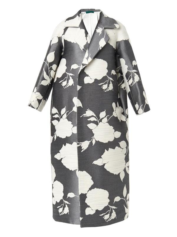 пальто oversize Emilia Wickstead