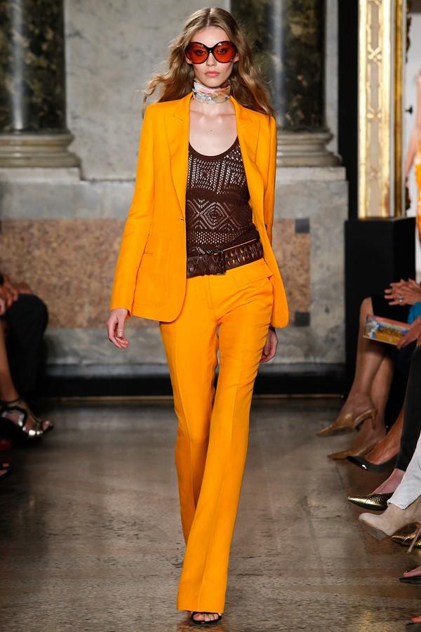 Женские брючные костюмы весна-лето 2015 Emilio Pucci