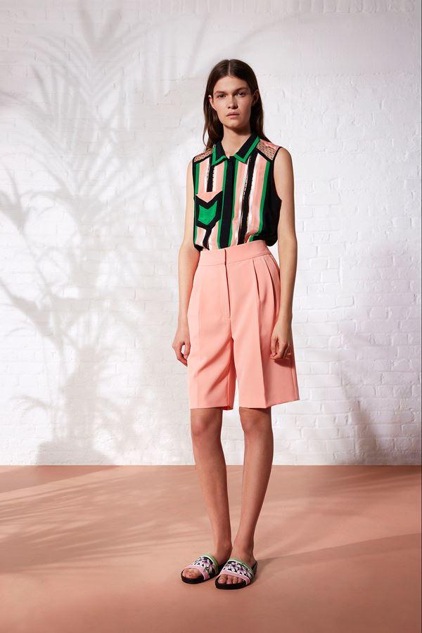 Модные бриджи весна-лето 2015 Emma Cook