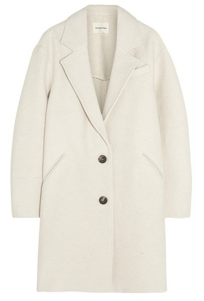 пальто oversize Etoile Isabel Marant