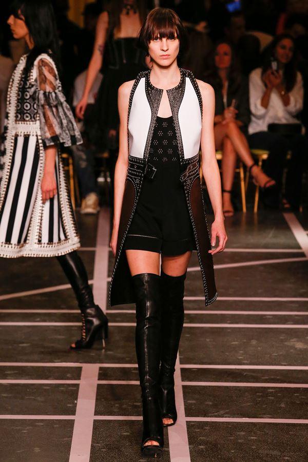 Givenchy модные жилеты весна-лето 2015