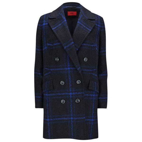 пальто oversize Hugo