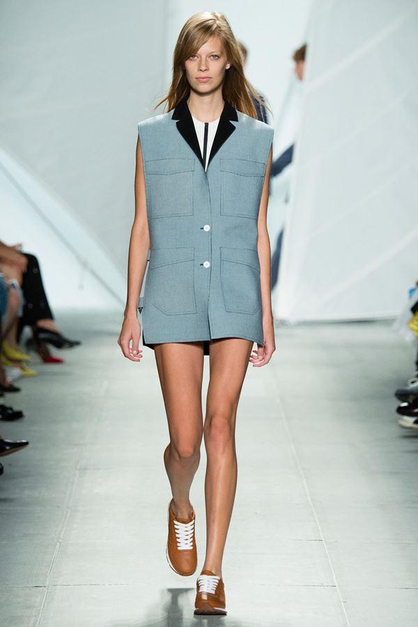 Lacoste модные жилеты весна-лето 2015