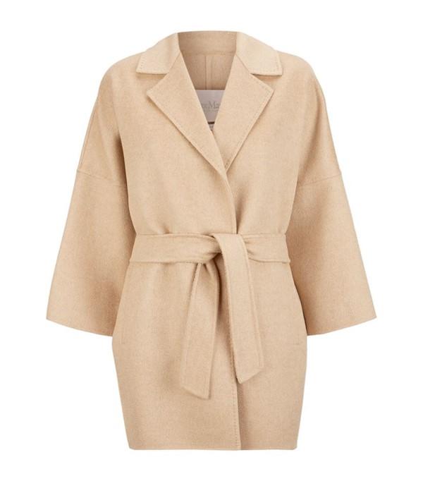 пальто oversize Max Mara