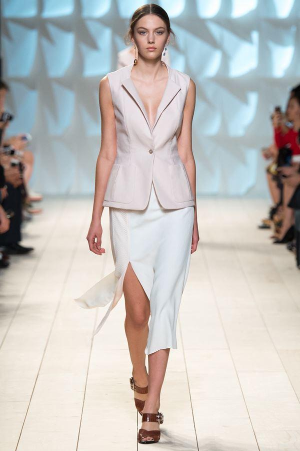 Nina Ricci модные жилеты весна-лето 2015