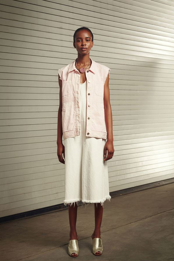 Rachel Comey модные жилеты весна-лето 2015