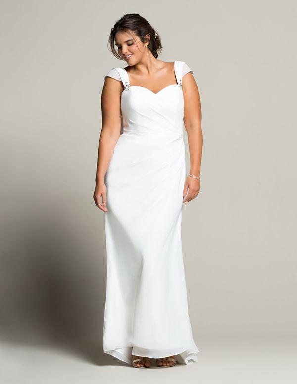 Свадебное платье для полных Navabi  (1)