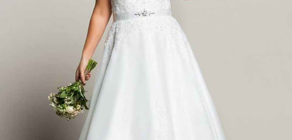 Свадебная коллекция для полных Linzi Jay for Navabi 2015