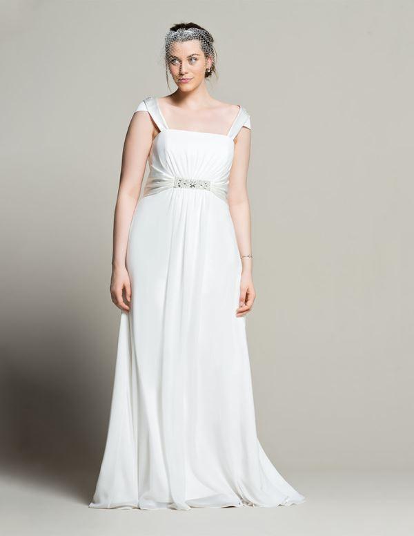 Свадебное платье для полных Navabi  (2)