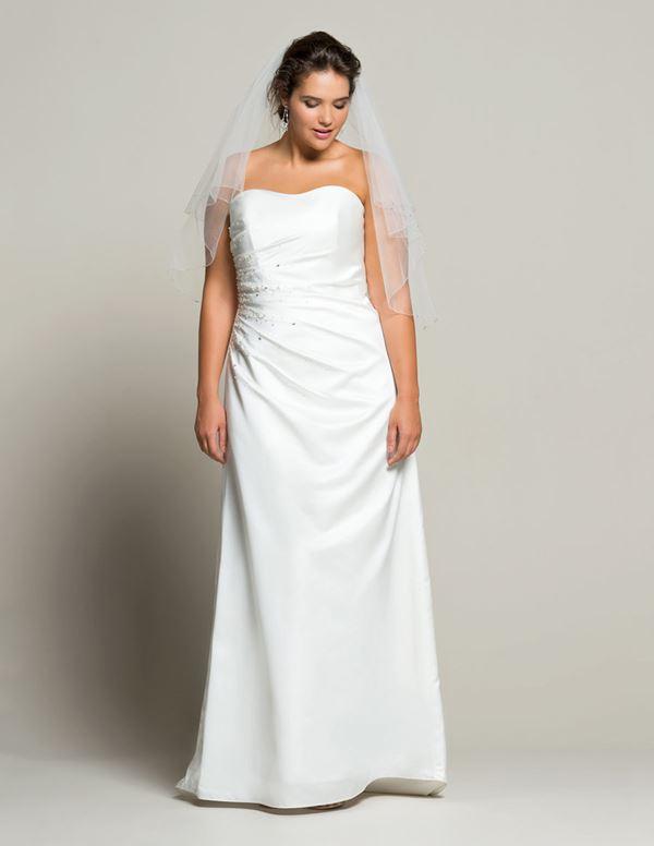 Свадебное платье для полных Navabi  (3)