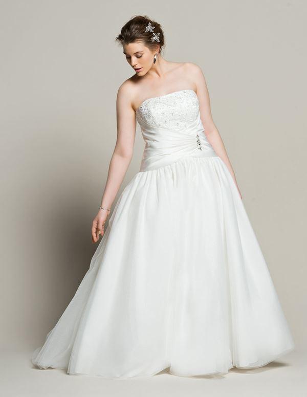 Свадебное платье для полных Navabi  (5)