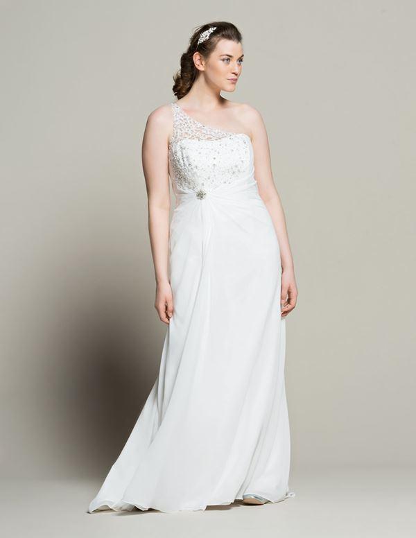 Свадебное платье для полных Navabi  (6)