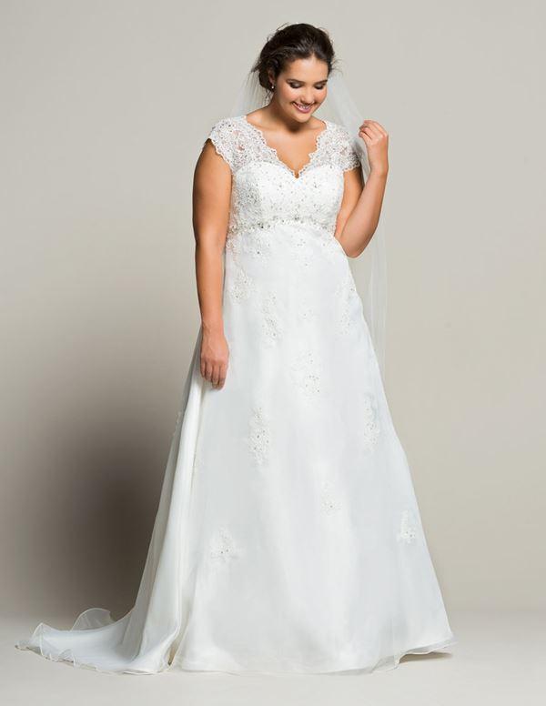 Свадебное платье для полных Navabi  (7)