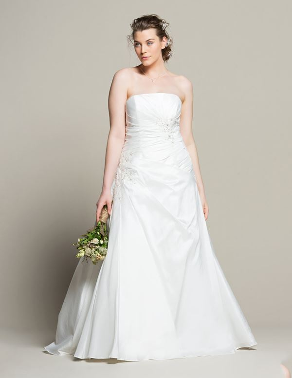 Свадебное платье для полных Navabi  (9)