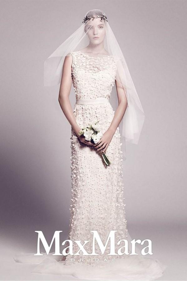 Свадебные платья Max Mara 2015 (1)