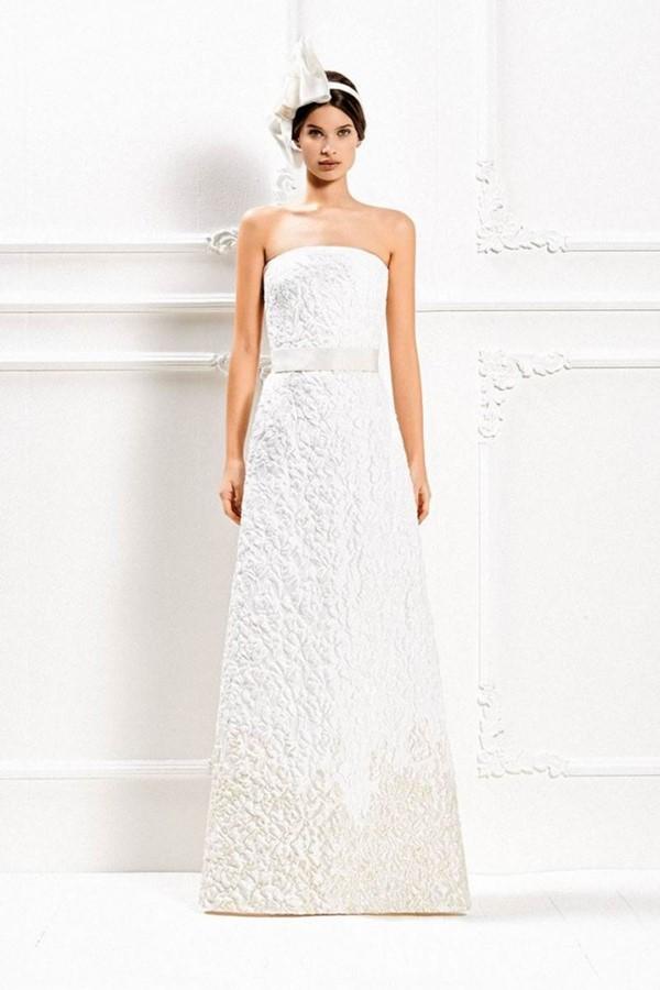 Свадебные платья Max Mara 2015 (10)