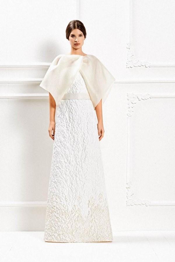 Свадебные платья Max Mara 2015 (11)