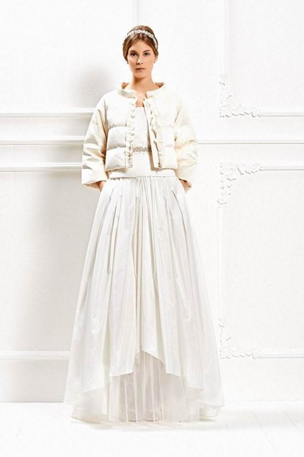 Свадебные платья Max Mara 2015 (13)
