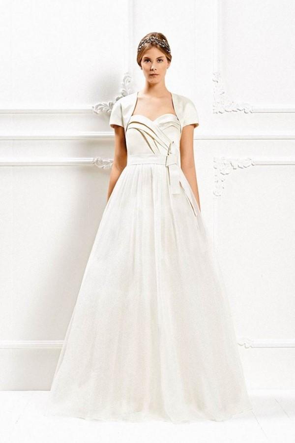 Свадебные платья Max Mara 2015 (15)