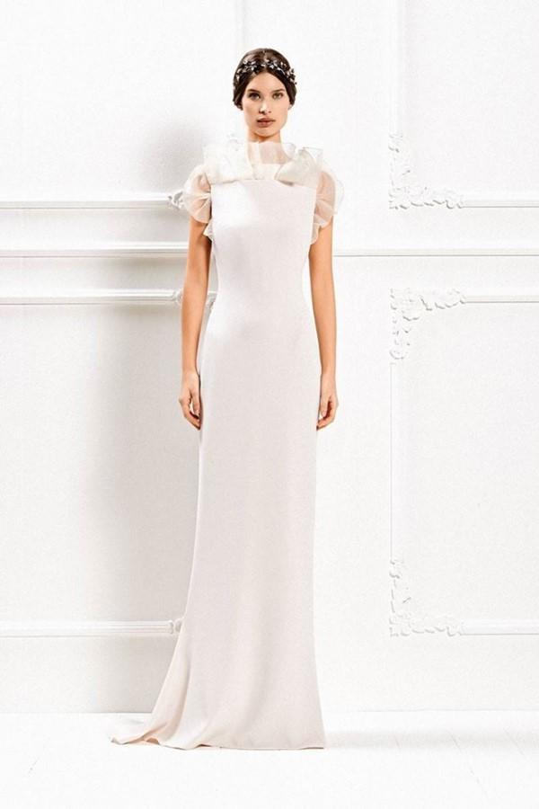 Свадебные платья Max Mara 2015 (16)