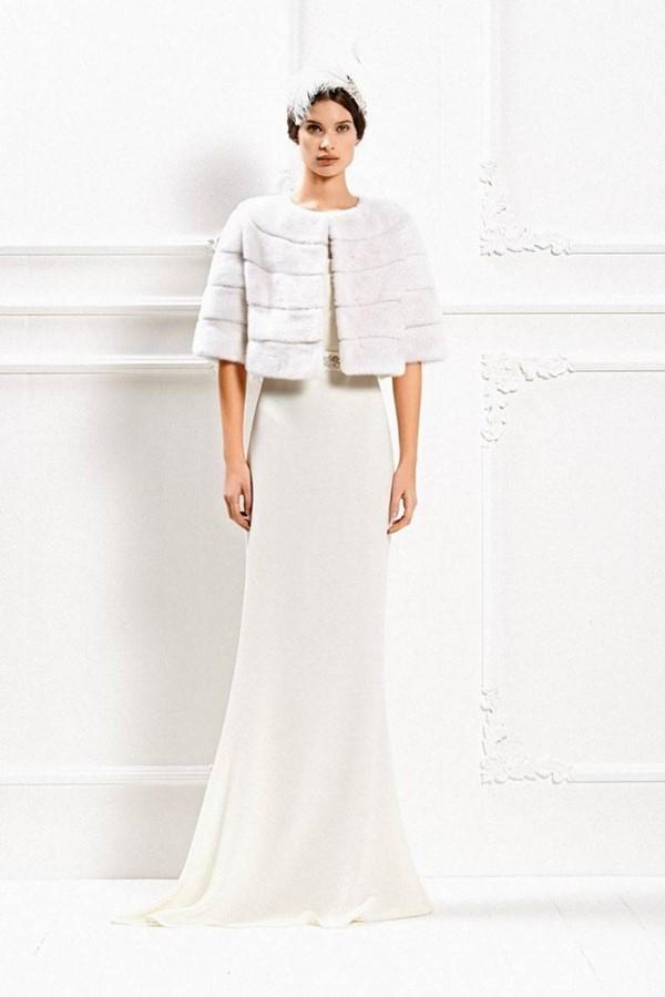 Свадебные платья Max Mara 2015 (17)