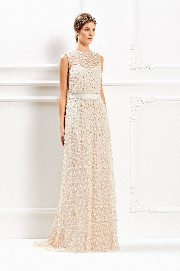 Свадебные платья Max Mara 2015 (18)