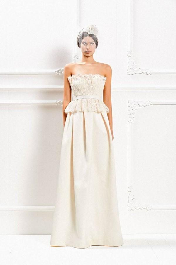 Свадебные платья Max Mara 2015 (2)