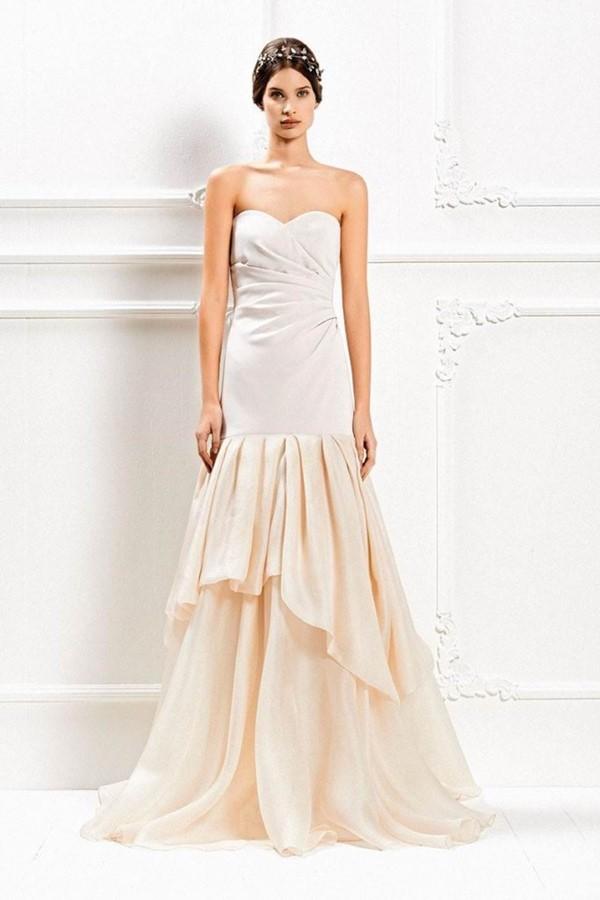 Свадебные платья Max Mara 2015 (20)