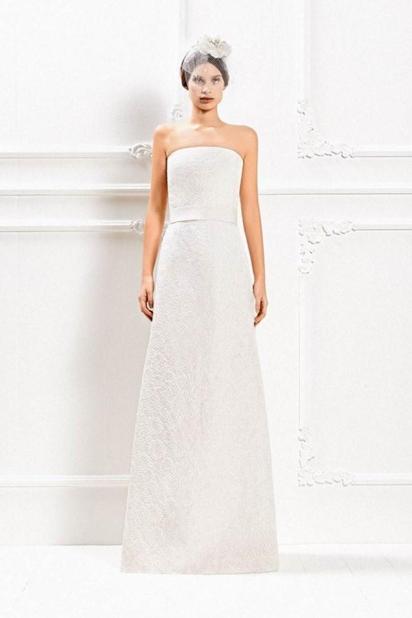 Свадебные платья Max Mara 2015 (21)